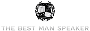 The Best Man Speaker Logo